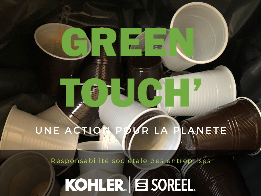 Green touch'