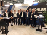 TEAM KOHLER at DCW Paris 2019